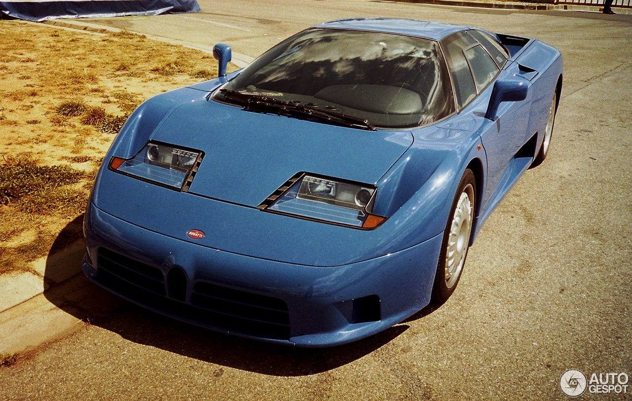 bugatti eb110 gt 22 august 2016 autogespot. Black Bedroom Furniture Sets. Home Design Ideas