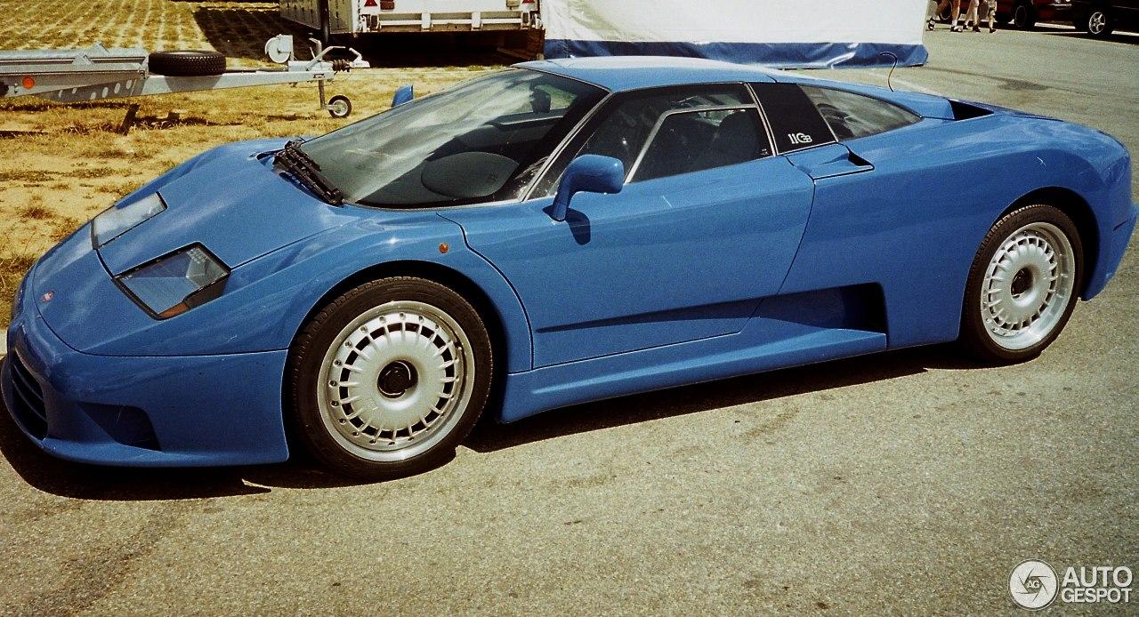 Bugatti Eb110 Gt 22 August 2016 Autogespot