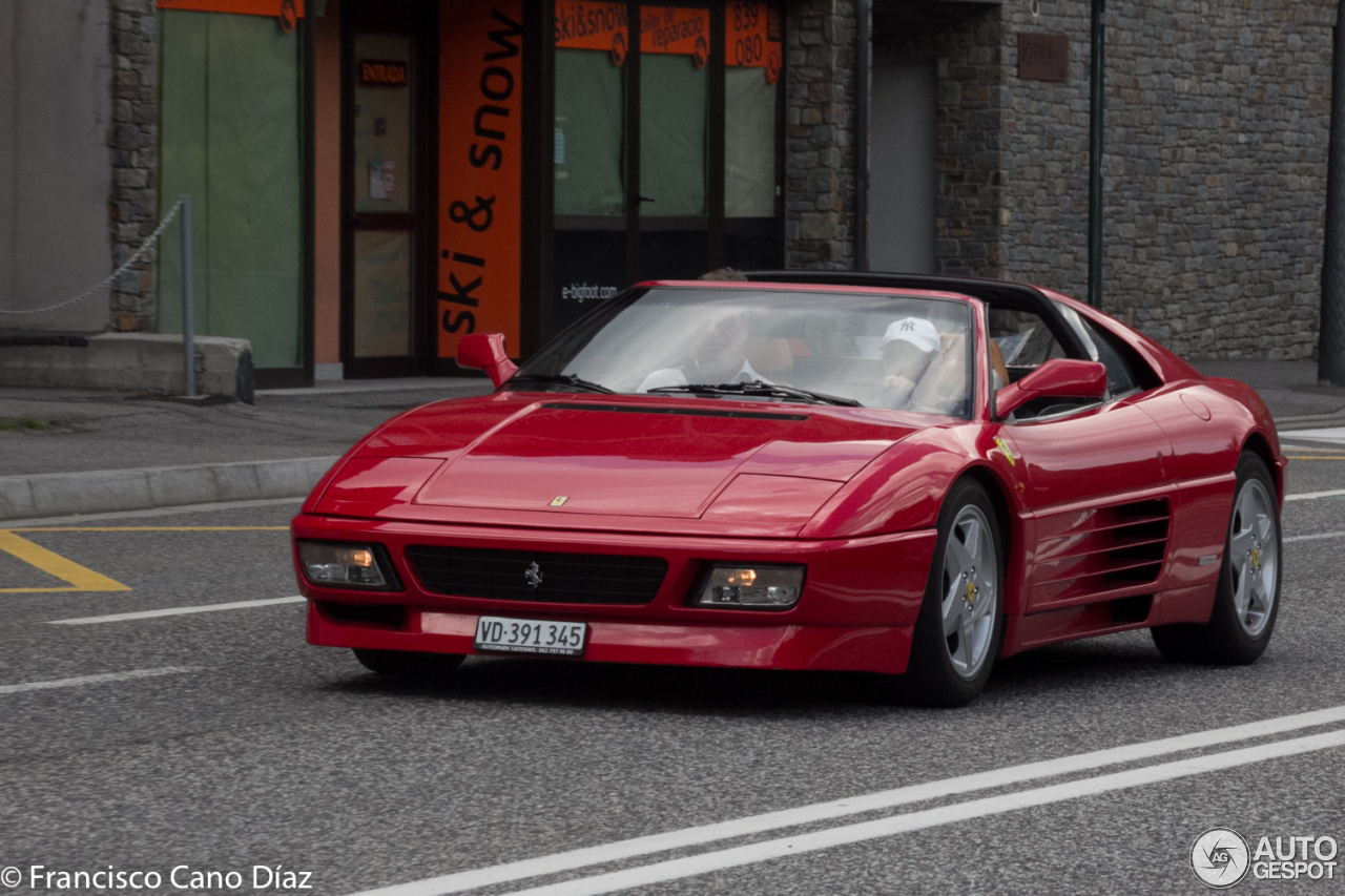 ferrari 348 ts 22 august 2016 autogespot. Black Bedroom Furniture Sets. Home Design Ideas
