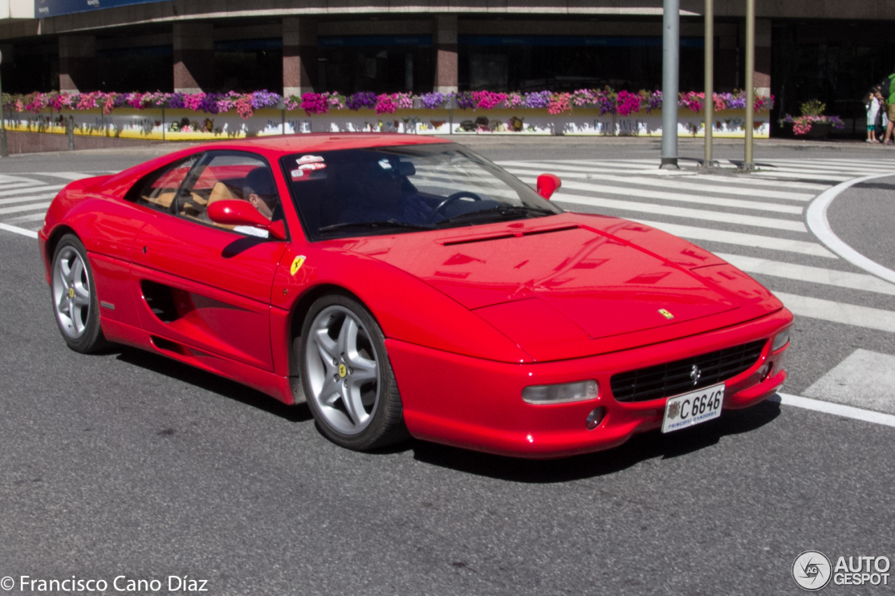 Ferrari F355 Berlinetta 22 August 2016 Autogespot