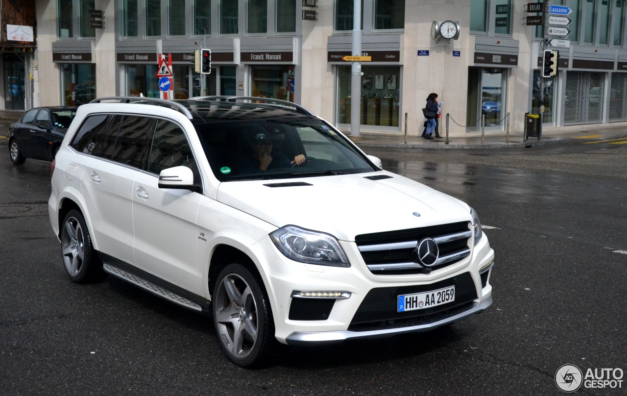 mercedes benz gl 63 amg x166 22 august 2016 autogespot. Black Bedroom Furniture Sets. Home Design Ideas