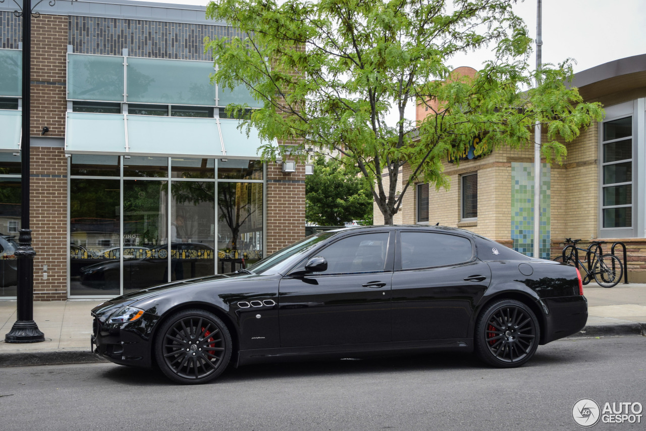 maserati quattroporte 2008 23 august 2016 autogespot. Black Bedroom Furniture Sets. Home Design Ideas