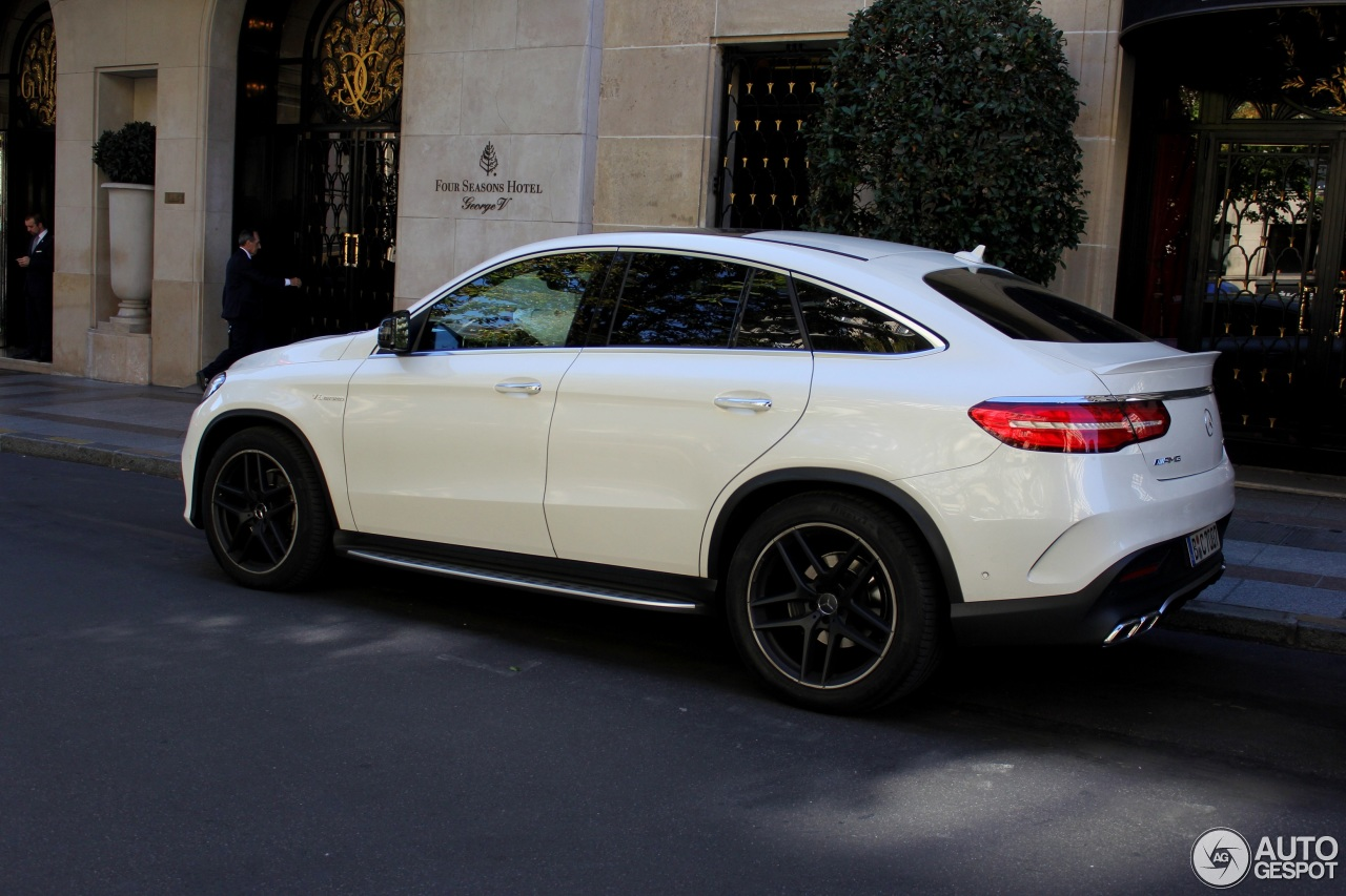 mercedes amg gle 63 s coup 23 august 2016 autogespot. Black Bedroom Furniture Sets. Home Design Ideas