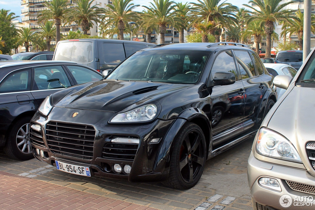 porsche cayenne techart magnum 2007 23 august 2016 autogespot. Black Bedroom Furniture Sets. Home Design Ideas
