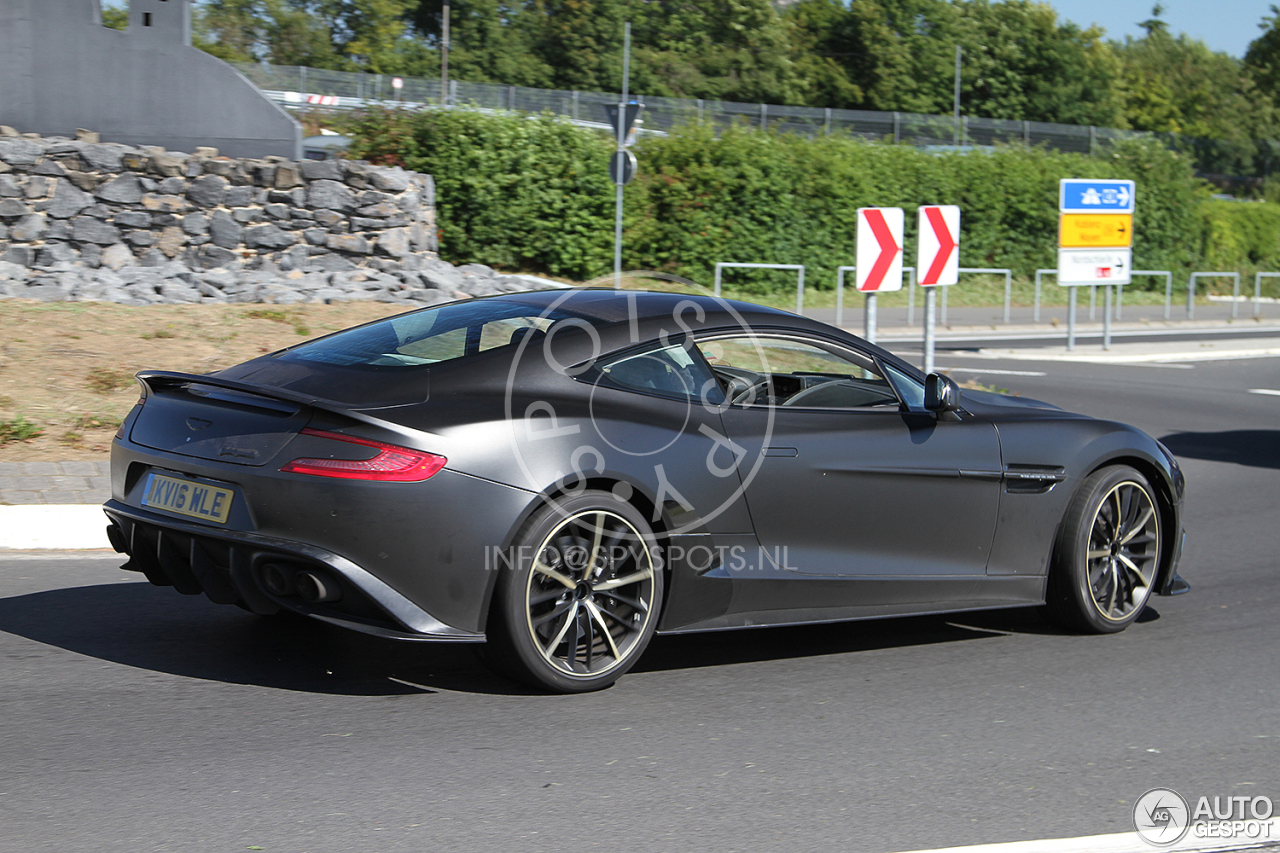 Aston Martin Vanquish S C