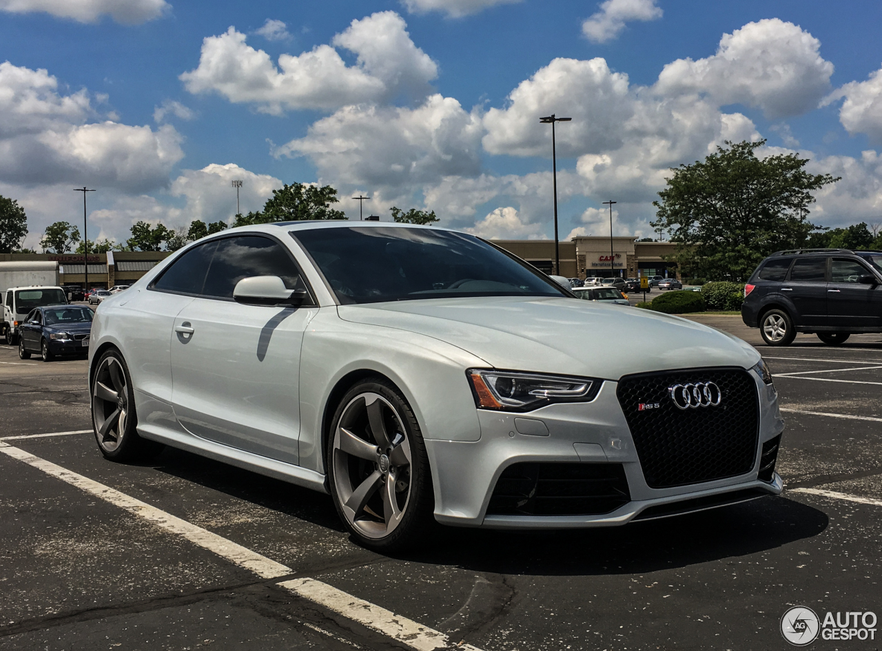 Audi Rs5 B8 2012 24 August 2016 Autogespot