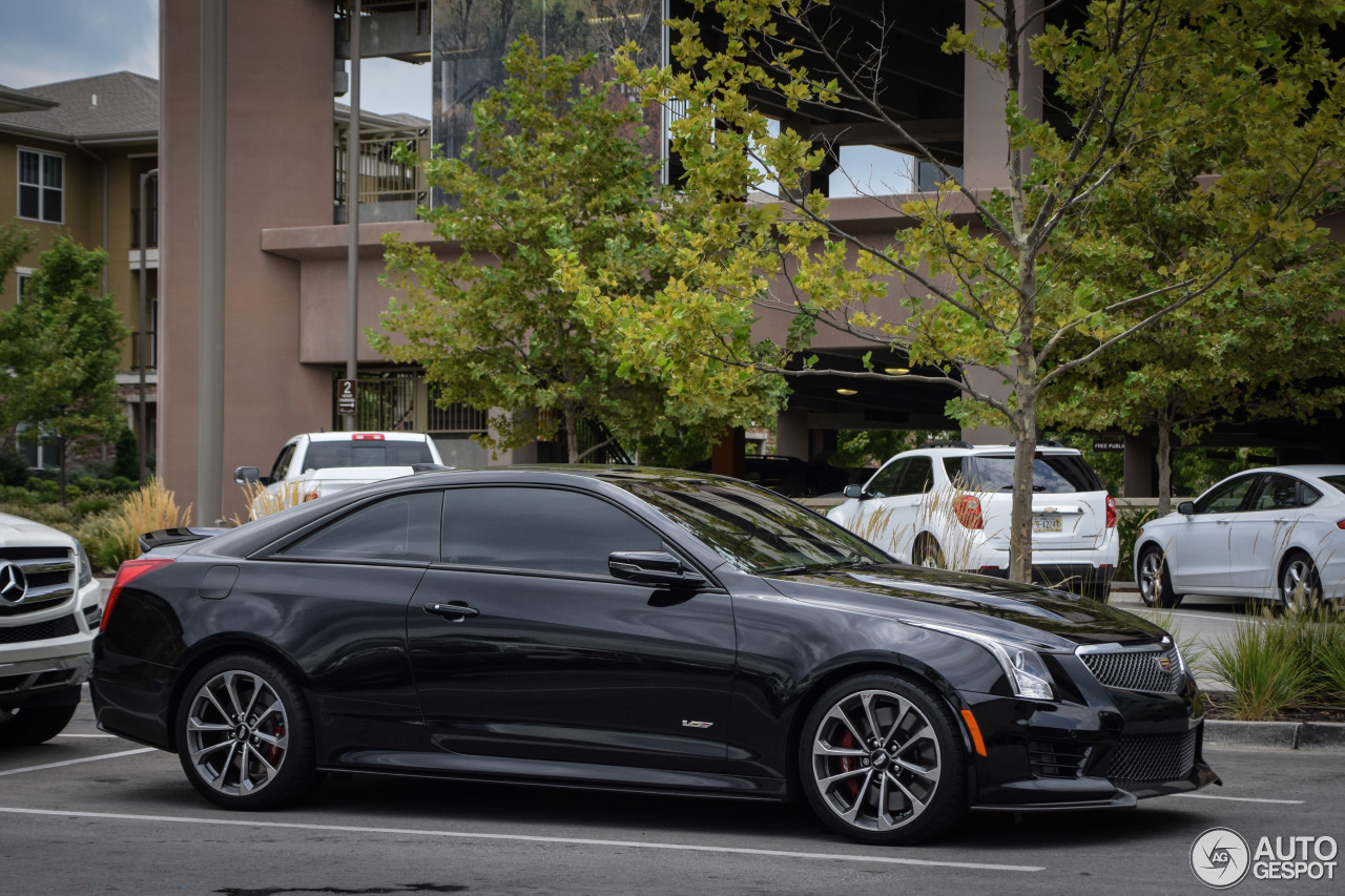 Cadillac Ats V Coup 233 24 August 2016 Autogespot