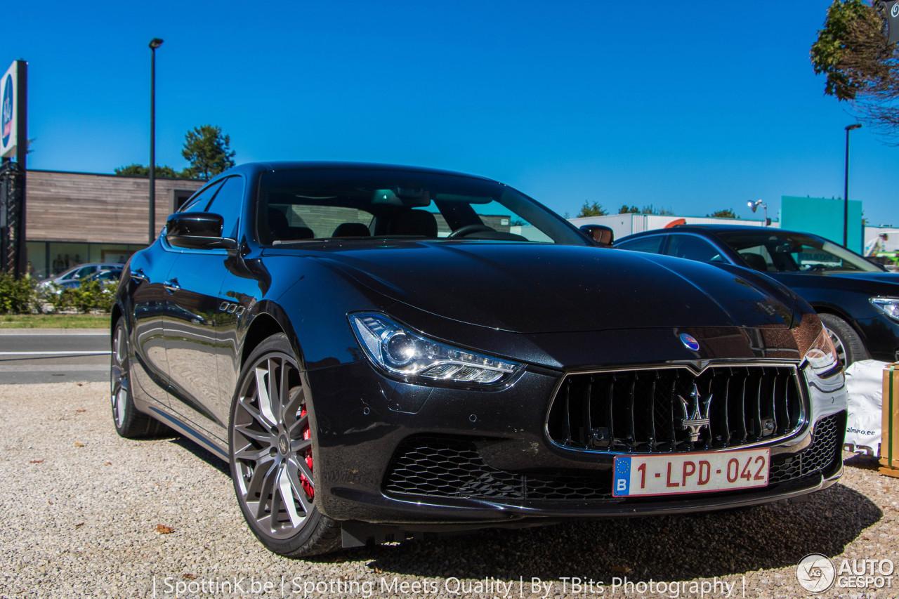 Maserati Ghibli 2013 24 augustus 2016 Autogespot