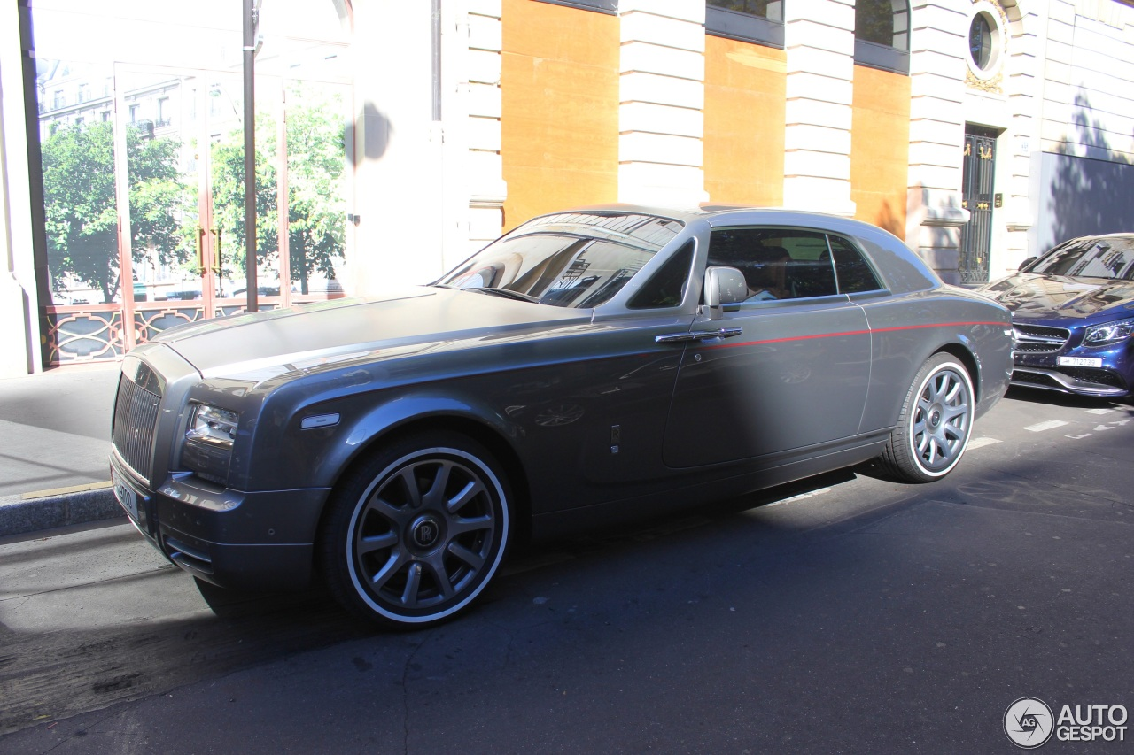 Rolls Royce Phantom Coup 233 Series Ii 24 August 2016