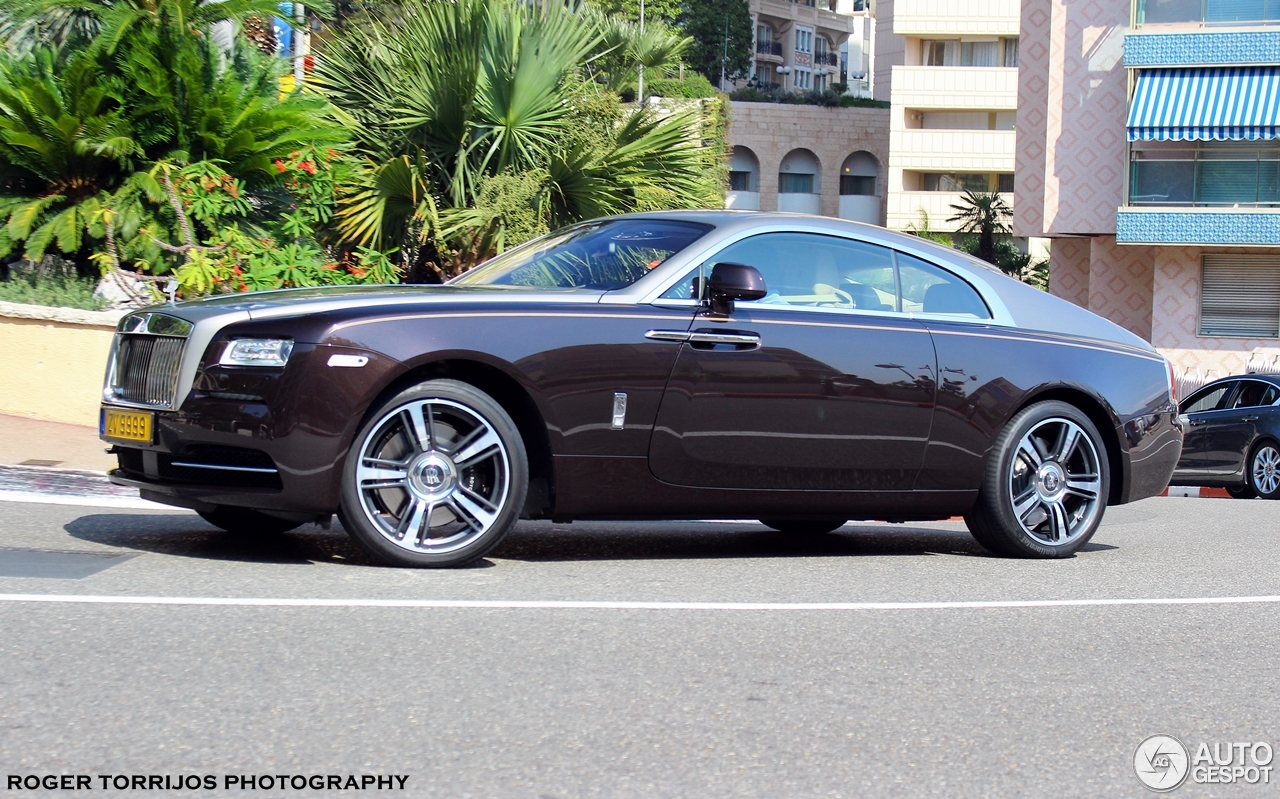 rolls royce wraith 24 august 2016 autogespot. Black Bedroom Furniture Sets. Home Design Ideas