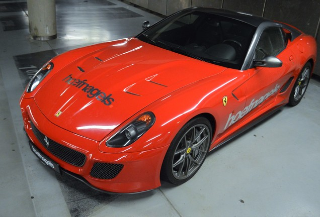 Ferrari 599 GTO  24 August 2016  Autogespot