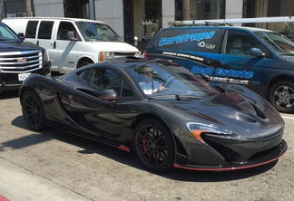 McLaren P1 XP Carbon Series