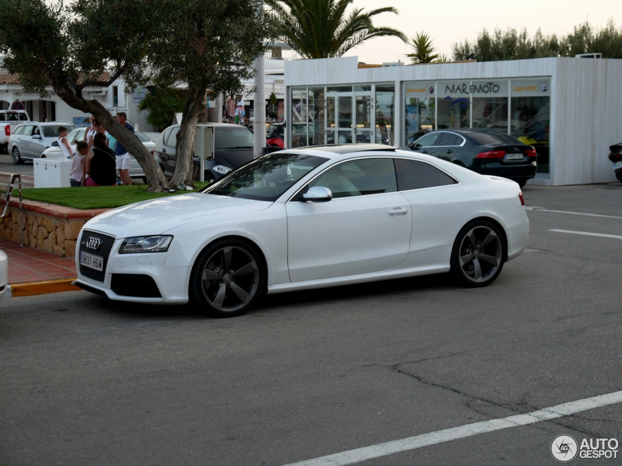 2015 Audi RS5 Coupe until May 2015 for North America