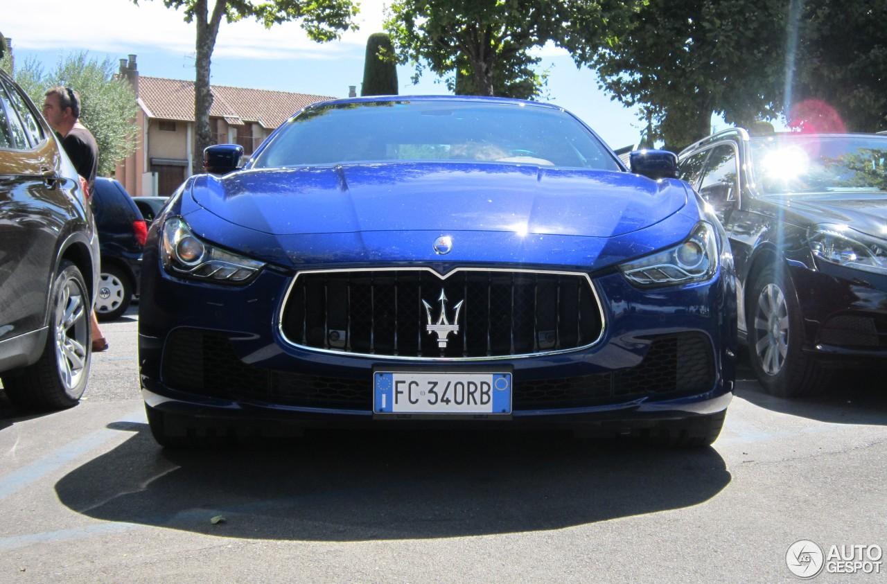 Maserati Ghibli 2013 25 agosto 2016 Autogespot