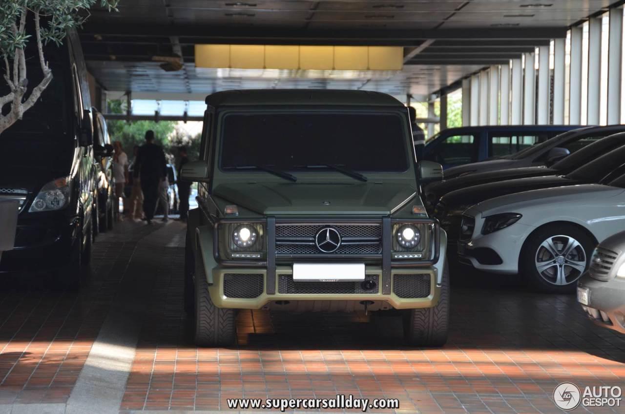 Mercedes benz g 65 amg 25 agosto 2016 autogespot for Mercedes benz g 65 amg