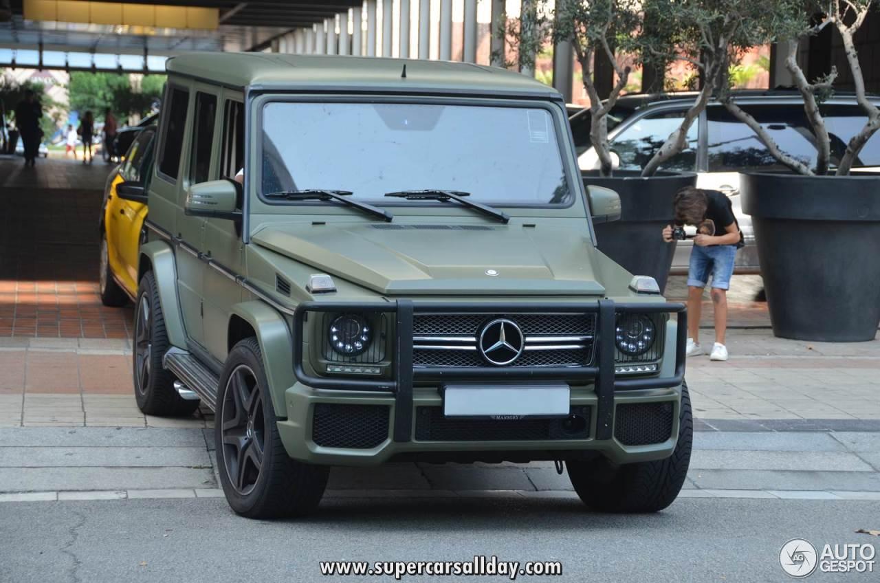 Mercedes benz g 65 amg 25 august 2016 autogespot for Mercedes benz 65 amg