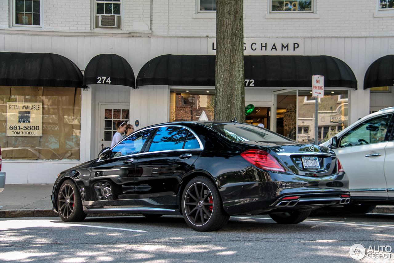 Mercedes Benz S 63 Amg V222 25 August 2016 Autogespot