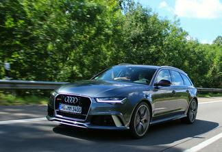 Audi RS6 Avant C7 2015 Performance