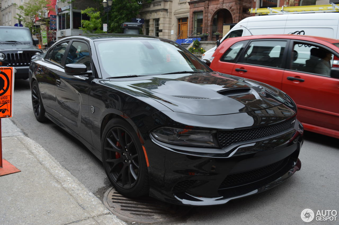 Dodge Charger Srt Hellcat 2015 26 August 2016 Autogespot