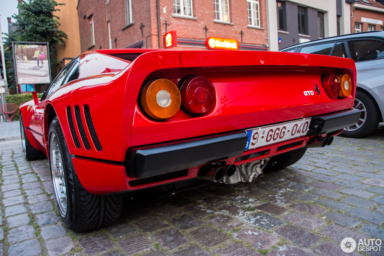 ferrari 288 gto 26 august 2016 autogespot. Cars Review. Best American Auto & Cars Review