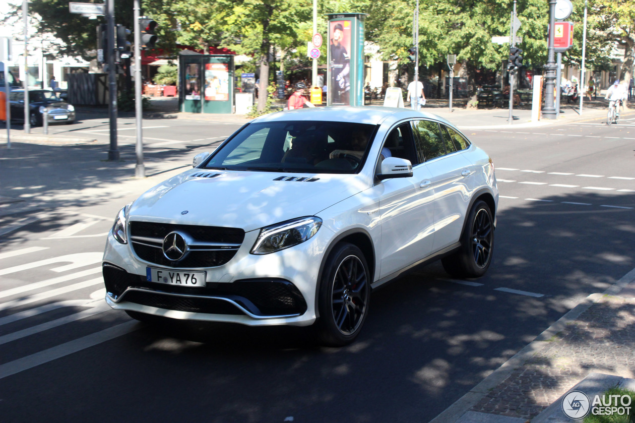mercedes amg gle 63 s coup 26 august 2016 autogespot. Black Bedroom Furniture Sets. Home Design Ideas