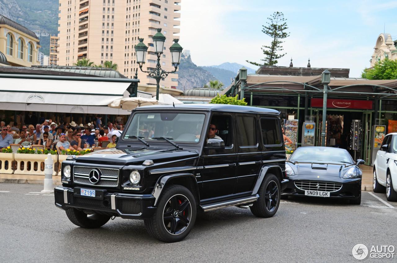 Mercedes benz g 65 amg 26 august 2016 autogespot for Mercedes benz g 65 amg