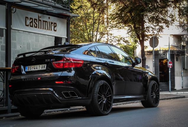 BMW Mansory X6 M