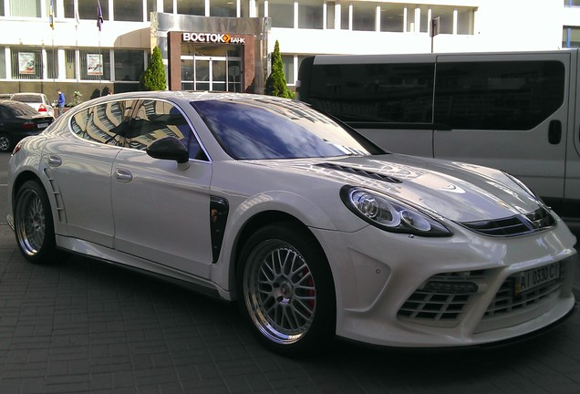 Porsche Panamera Turbo Edo Competition Moby Dick
