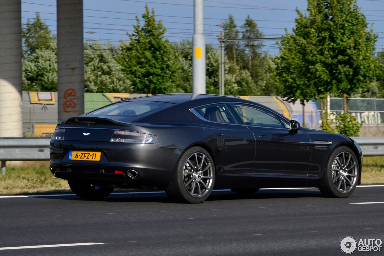 aston martin rapide s 27 august 2016 autogespot. Cars Review. Best American Auto & Cars Review