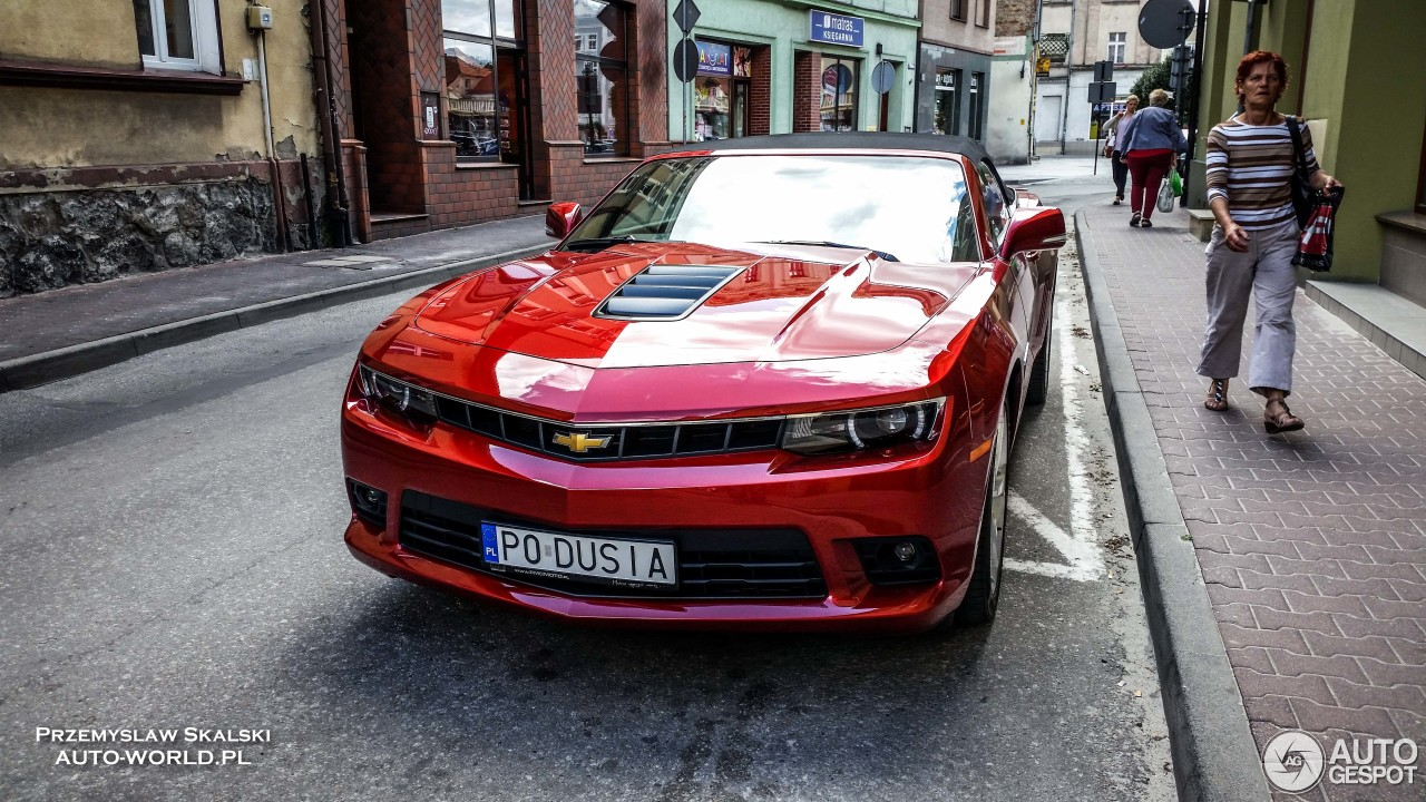 chevrolet camaro ss convertible 2014 27 august 2016 autogespot. Cars Review. Best American Auto & Cars Review