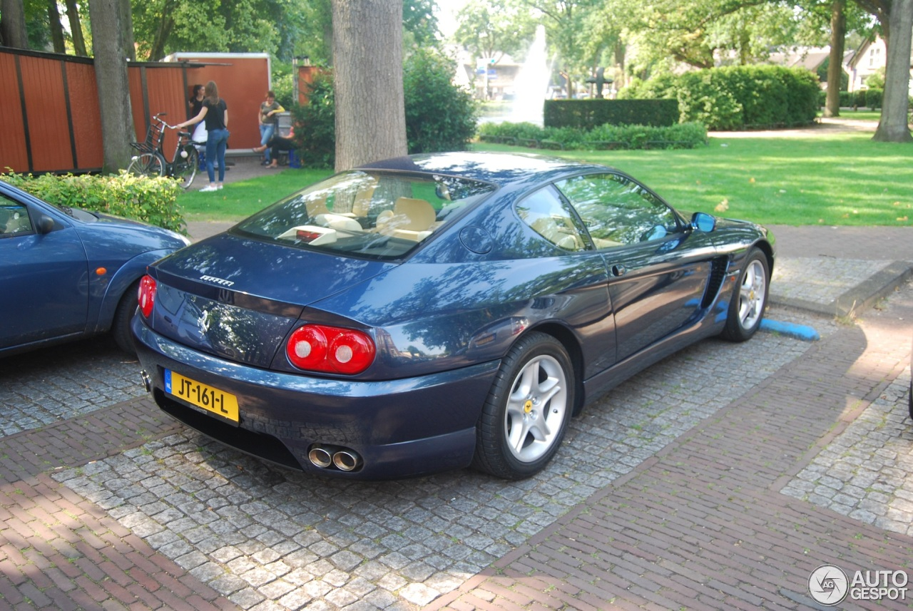 ferrari 456 gt 27 august 2016 autogespot. Black Bedroom Furniture Sets. Home Design Ideas