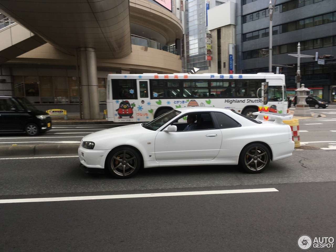 Nissan Skyline R34 GT R 27 August 2016 Autogespot