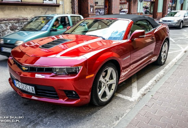 chevrolet camaro ss convertible 2014 19 november 2015 autogespot. Cars Review. Best American Auto & Cars Review