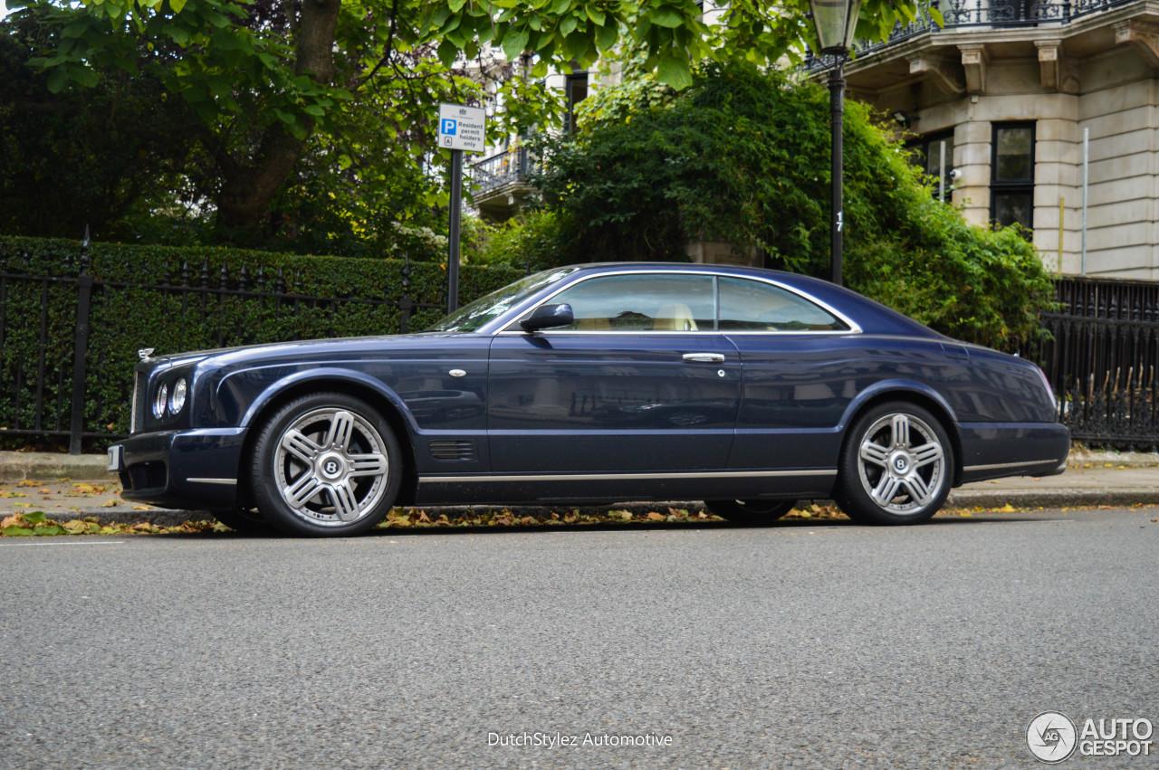 Bentley Brooklands 2008 28 August 2016 Autogespot