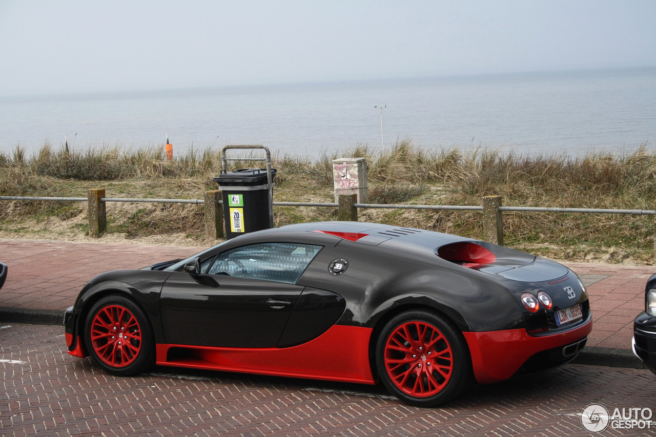 Pink bugatti veyron super sport - photo#25