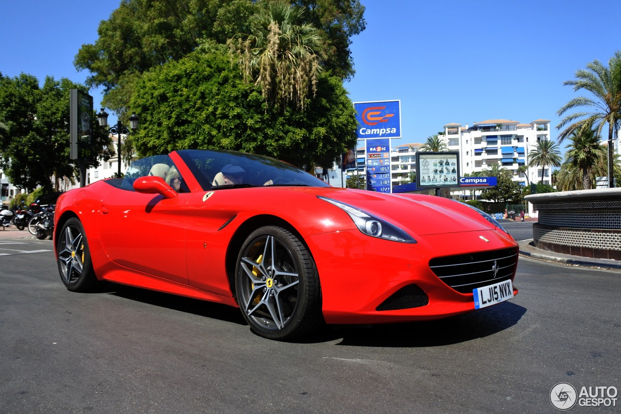 ferrari california t 28 ao t 2016 autogespot. Black Bedroom Furniture Sets. Home Design Ideas