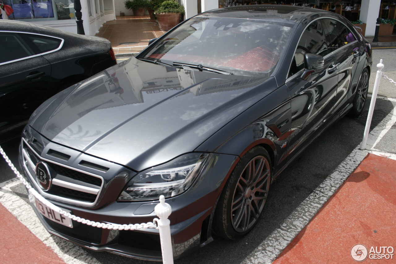 Mercedes benz brabus 800 rocket 28 august 2016 autogespot for Mercedes benz brabus price