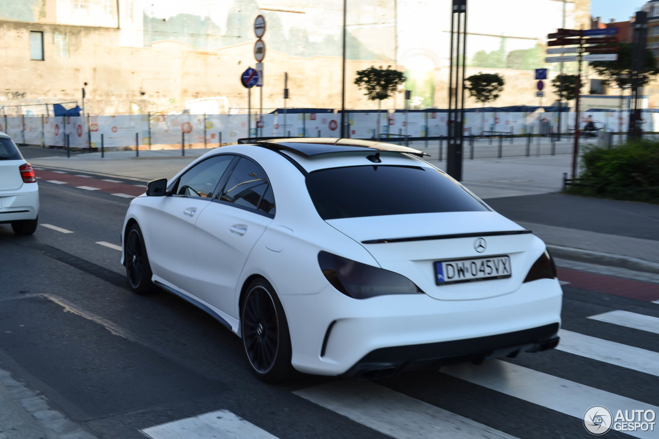 Mercedes benz cla 45 amg c117 28 august 2016 autogespot for Mercedes benz cla 45 price