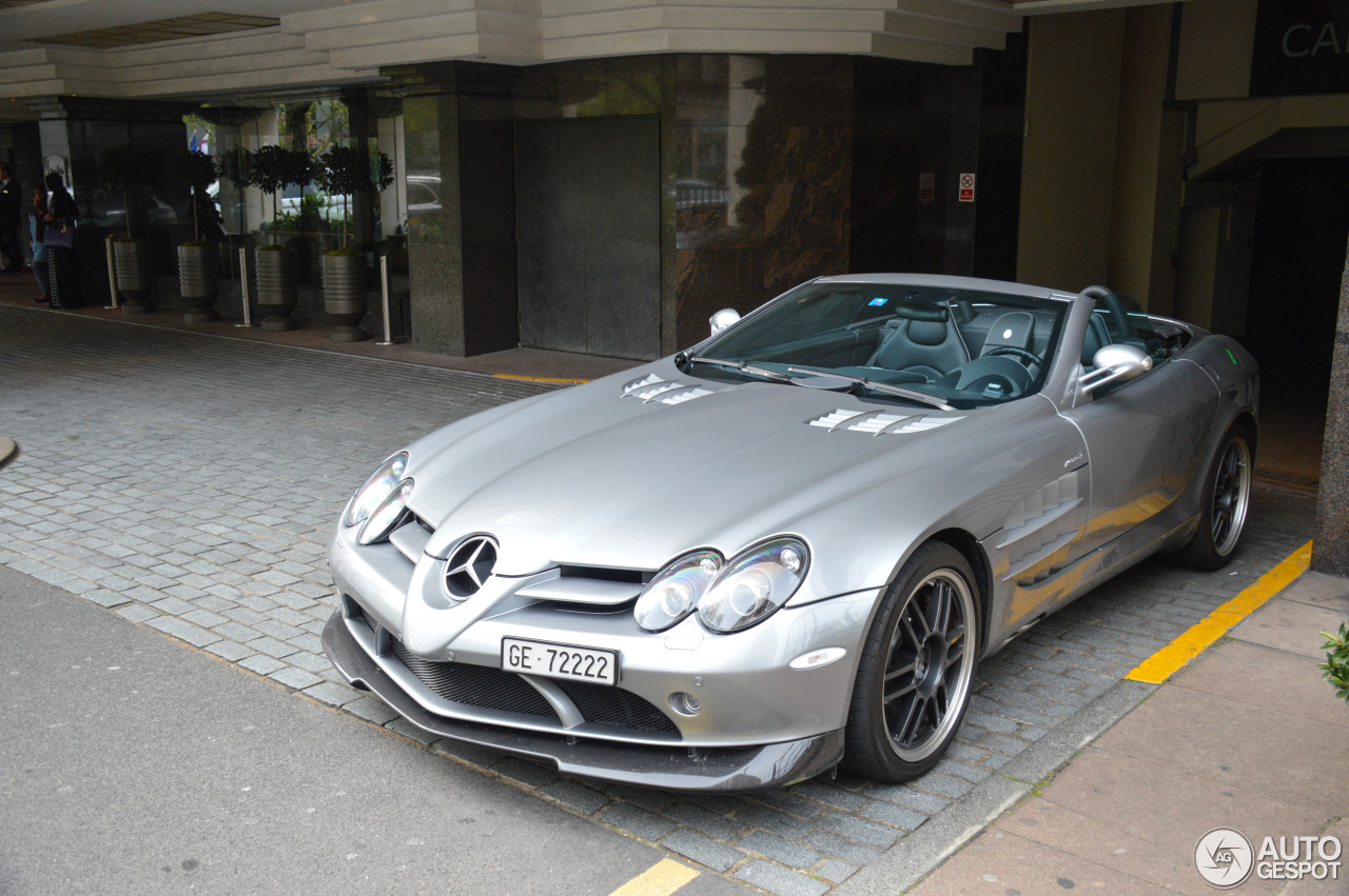 Mercedes benz slr mclaren roadster 28 august 2016 for Mercedes benz slr mclaren price