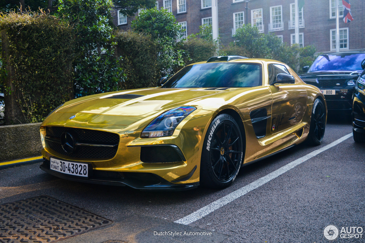 mercedes benz sls amg black series 28 august 2016 autogespot. Cars Review. Best American Auto & Cars Review