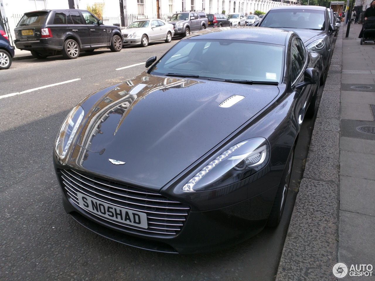 aston martin rapide s 29 august 2016 autogespot. Cars Review. Best American Auto & Cars Review