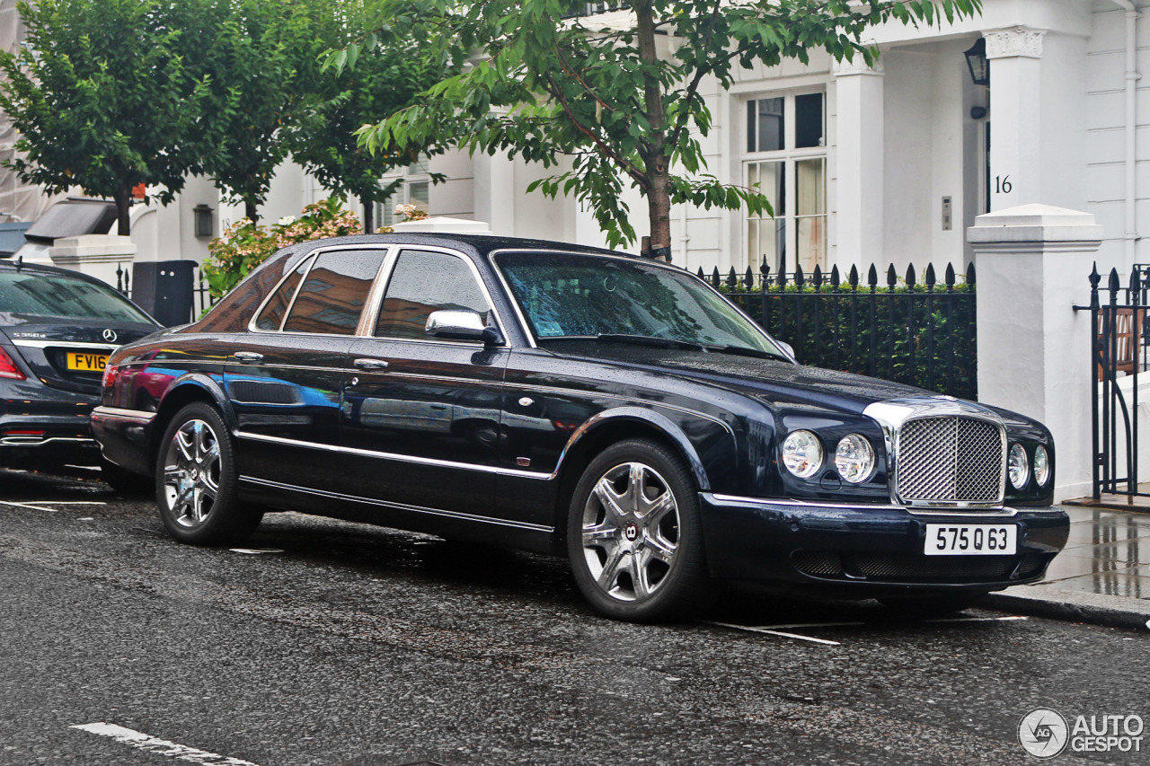 Bentley Arnage Rl Mulliner 29 August 2016 Autogespot