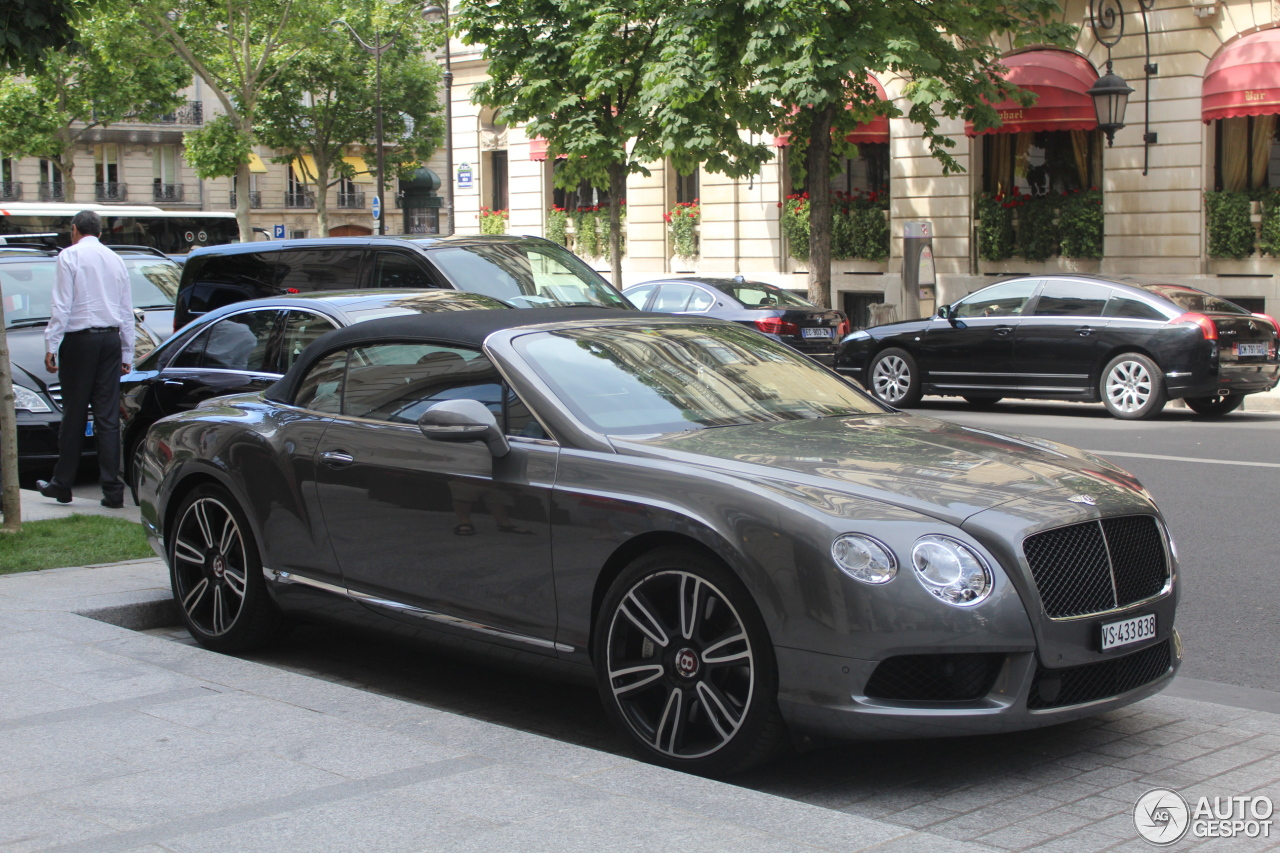 bentley continental gtc v8 29 august 2016 autogespot. Cars Review. Best American Auto & Cars Review
