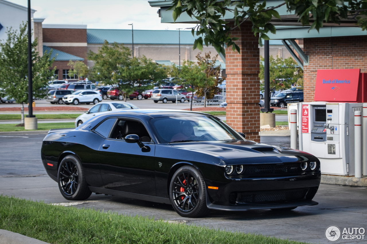 dodge challenger srt 8 hellcat 29 august 2016 autogespot. Cars Review. Best American Auto & Cars Review