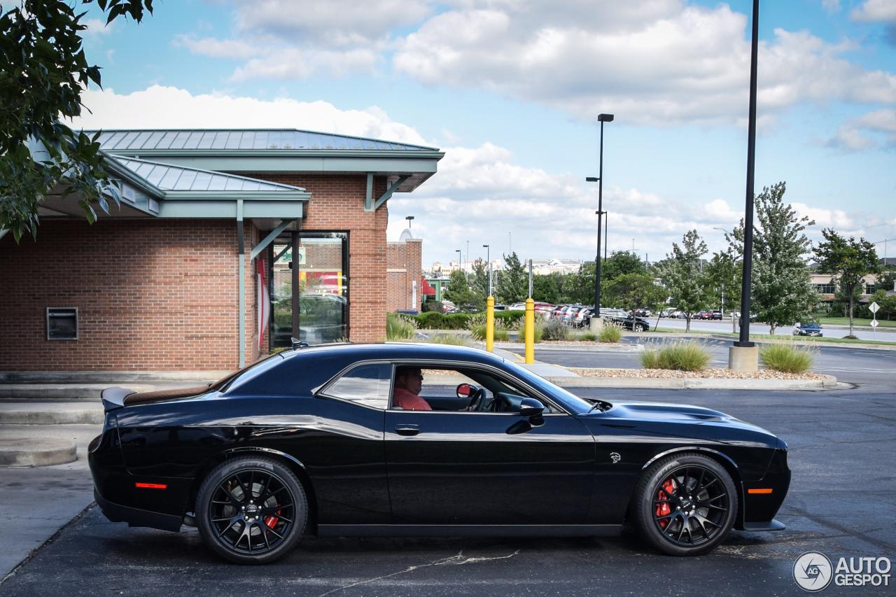 Dodge Challenger Srt 8 Hellcat 29 August 2016 Autogespot