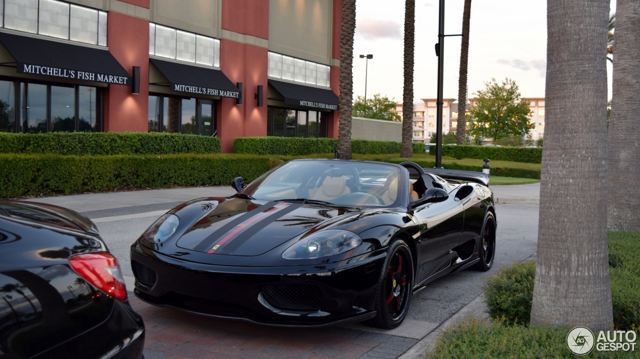 Ferrari 360 spider hamann 29 august 2016 autogespot for Mitchell s fish market jacksonville fl