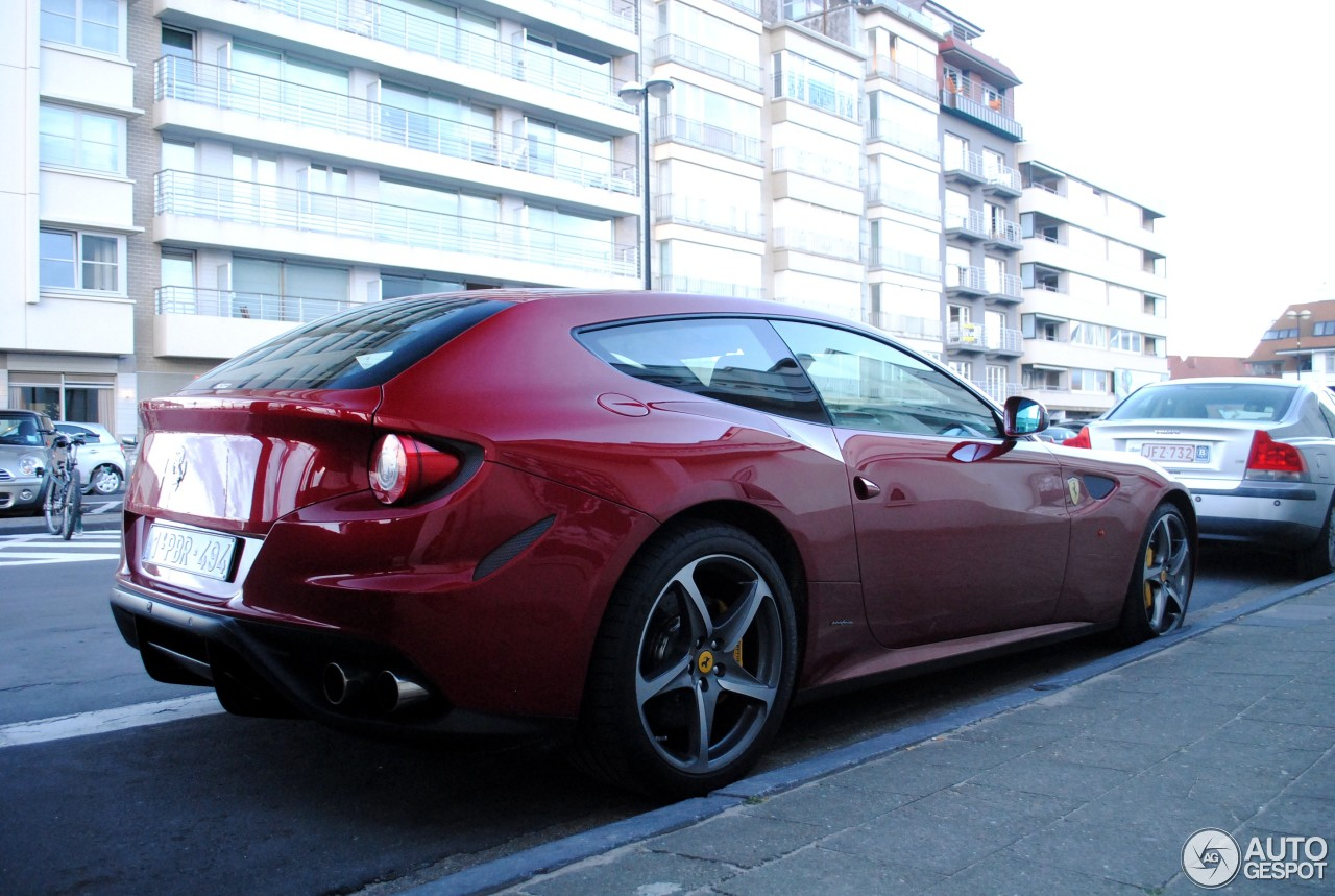 ferrari ff 29 august 2016 autogespot. Black Bedroom Furniture Sets. Home Design Ideas