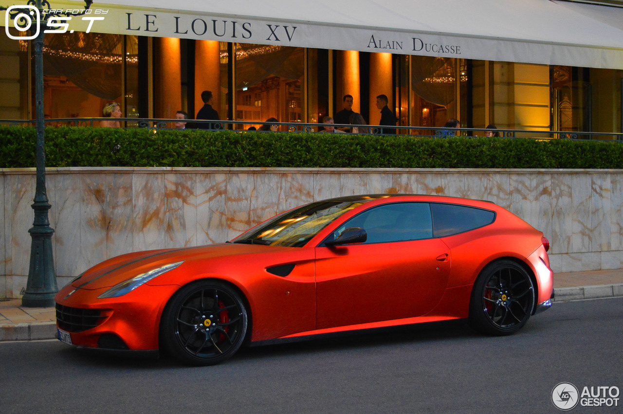 Ferrari Ff Novitec Rosso 29 August 2016 Autogespot