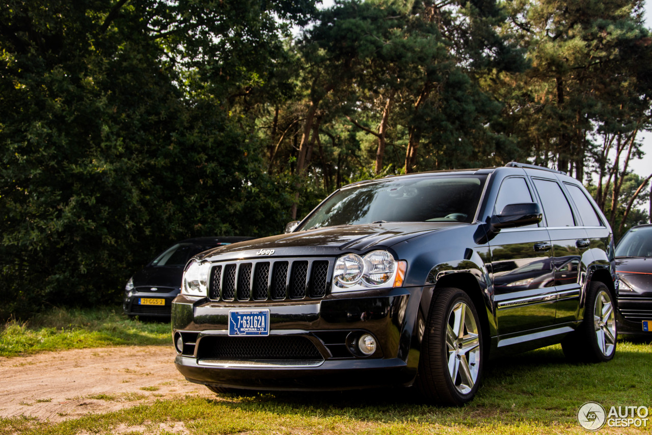 jeep grand cherokee srt 8 2005 29 august 2016 autogespot. Black Bedroom Furniture Sets. Home Design Ideas