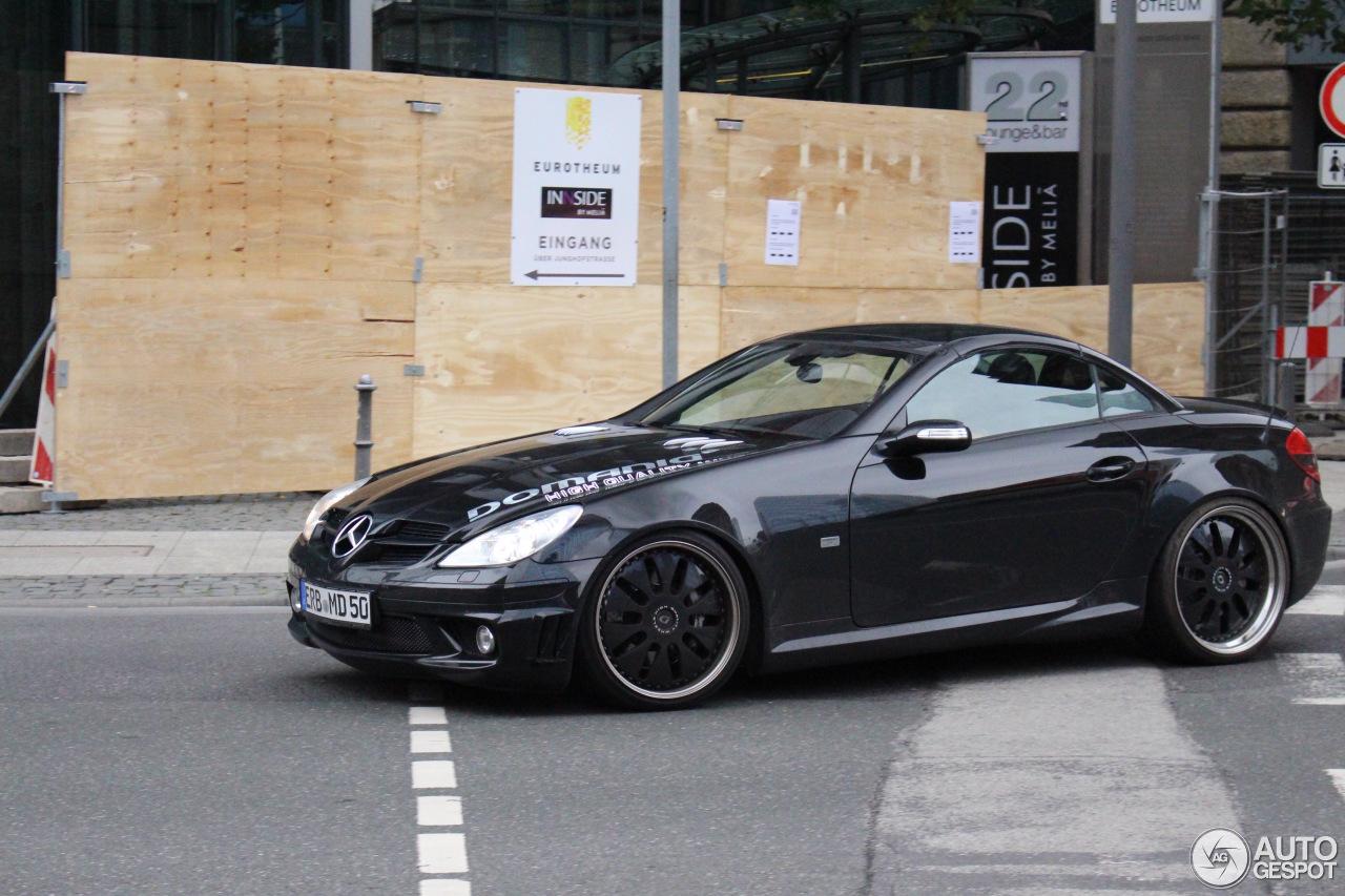Mercedes benz domanig slk 55 amg r171 29 august 2016 for 2016 amg slk55 mercedes benz